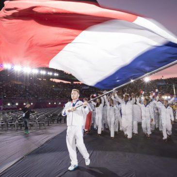 Retrouvez le bilan de la 28ème Universiade d'été à Gwangju!
