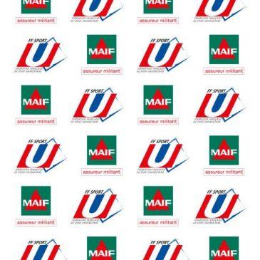 La MAIF, partenaire officiel de l'Equipe de France Universitaire!
