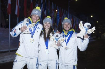 Retrouvez le bilan de la 28ème Universiade d'hiver à Almaty!