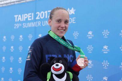 Adeline Furst en bronze, les footballeurs français en finale!