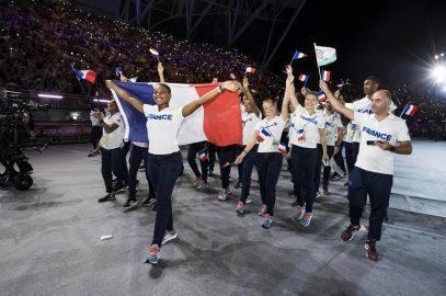 La 29ème Universiade de Taipei 2017 est ouverte!