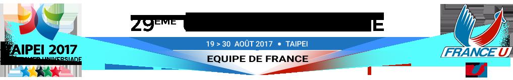France U Taipei 2017